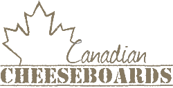 Canadian Cheese Boards